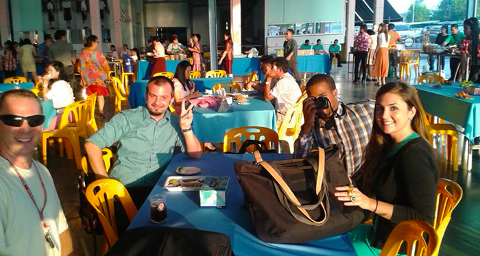 Michae Hunter Foreigners - Mike's story: How I got a TEFL job in Thailand... 5 years later I'm still here