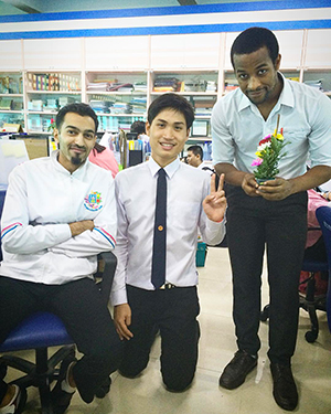 Michael Students - Mike's story: How I got a TEFL job in Thailand... 5 years later I'm still here