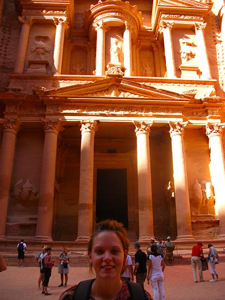 Picture of Petra, Jordan