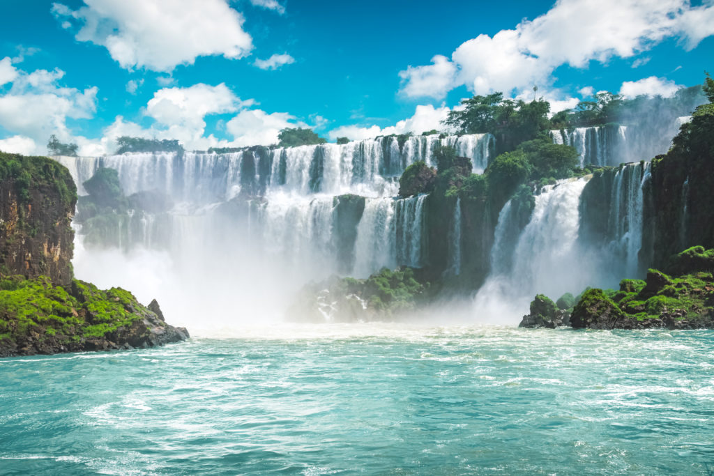 Waterfall in Argentina