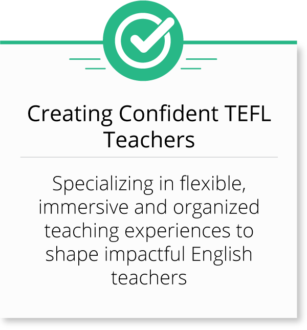 Accredited Online TEFL Courses