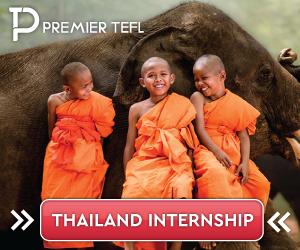Premier TEFL Thailand internship