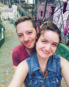 Margot & Erik in Brazil