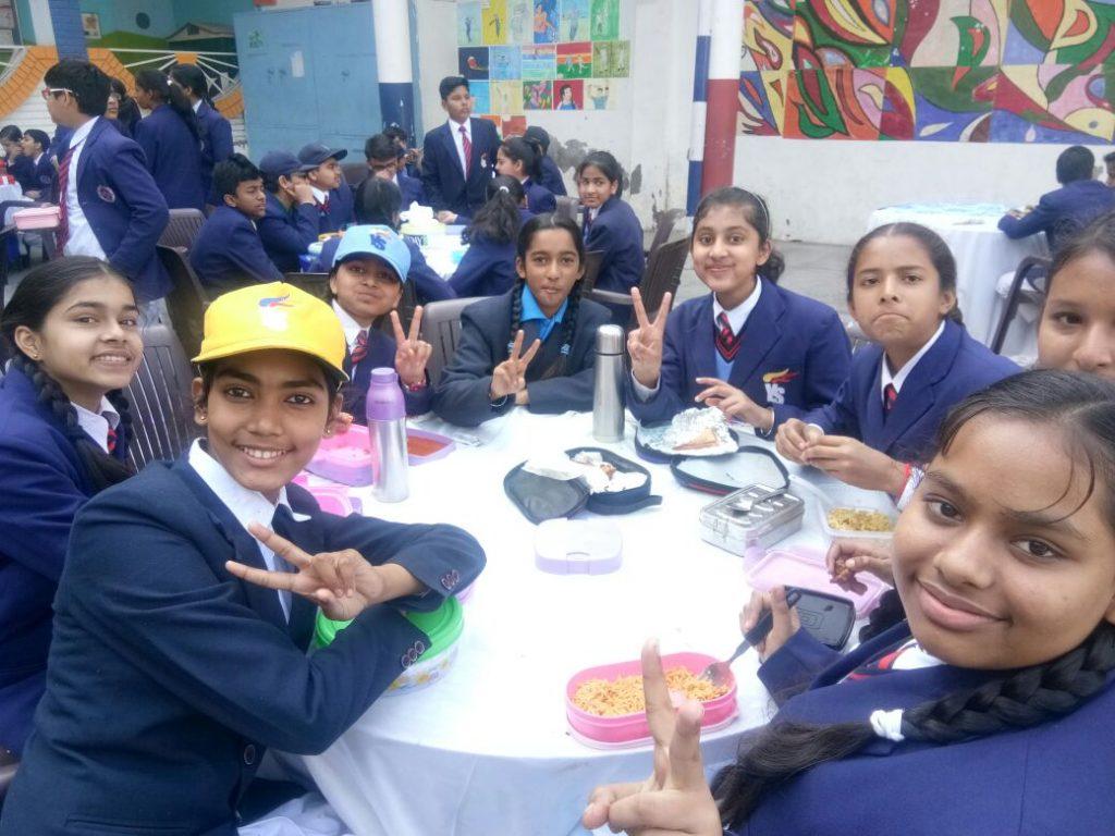 Shanta in India