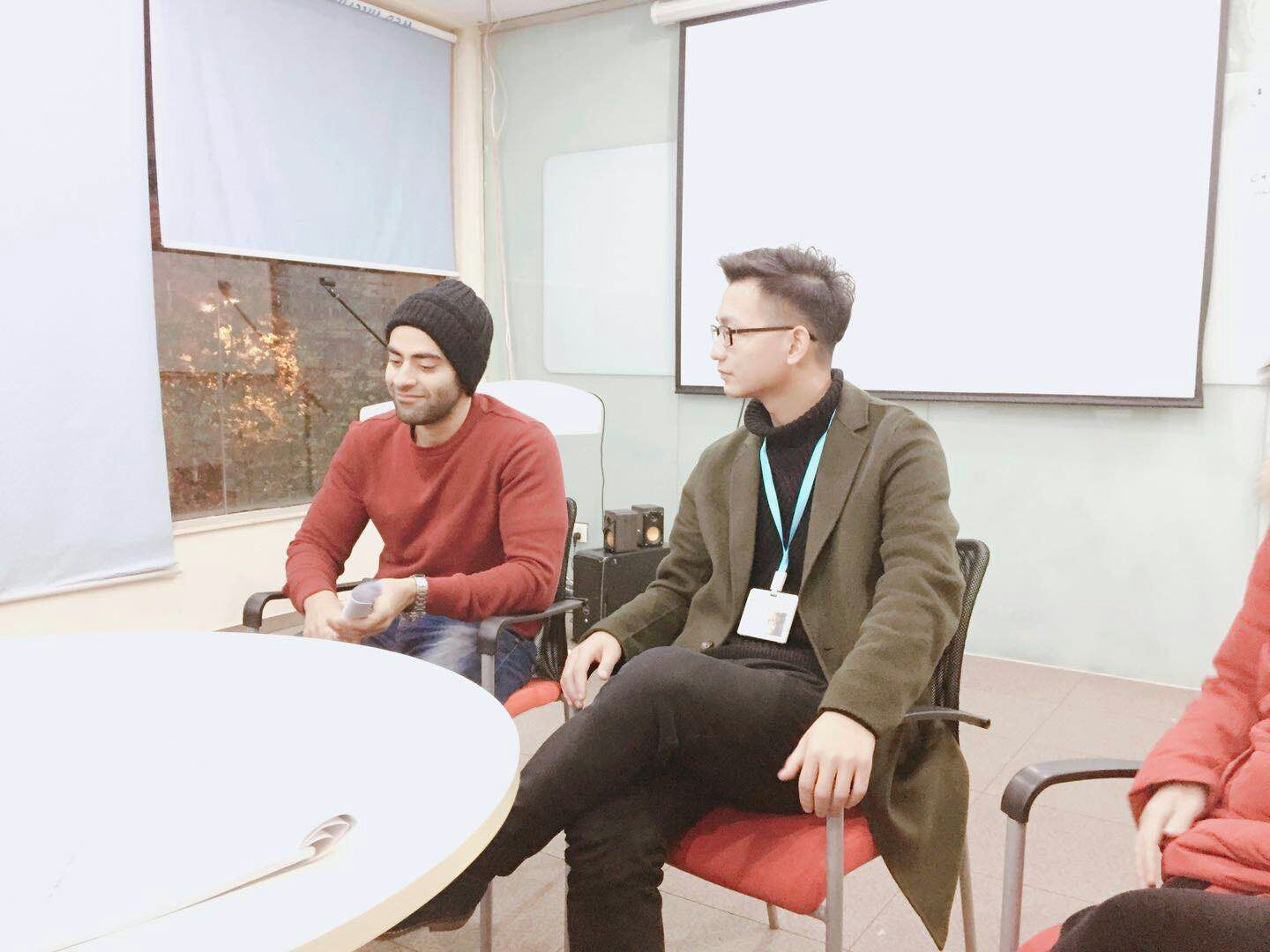 ISSY - From Giza to Zhejiang: Interview with Issy Hossam