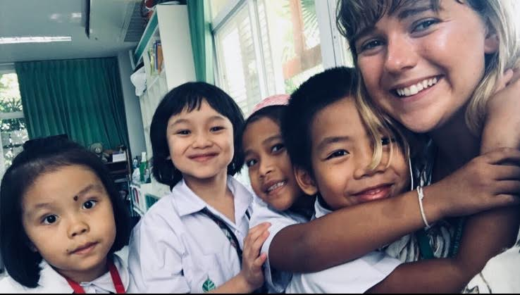 From Bangkok to Phuket , Meet Our Super TEFL Thailand Star Beth! ️