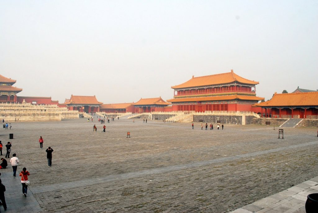 Tourist attractions China