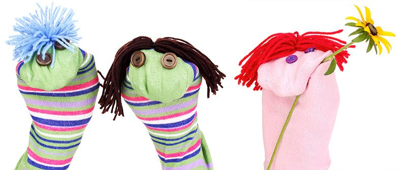 sock puppets - DIY Teaching Resources for Your ESL Classroom