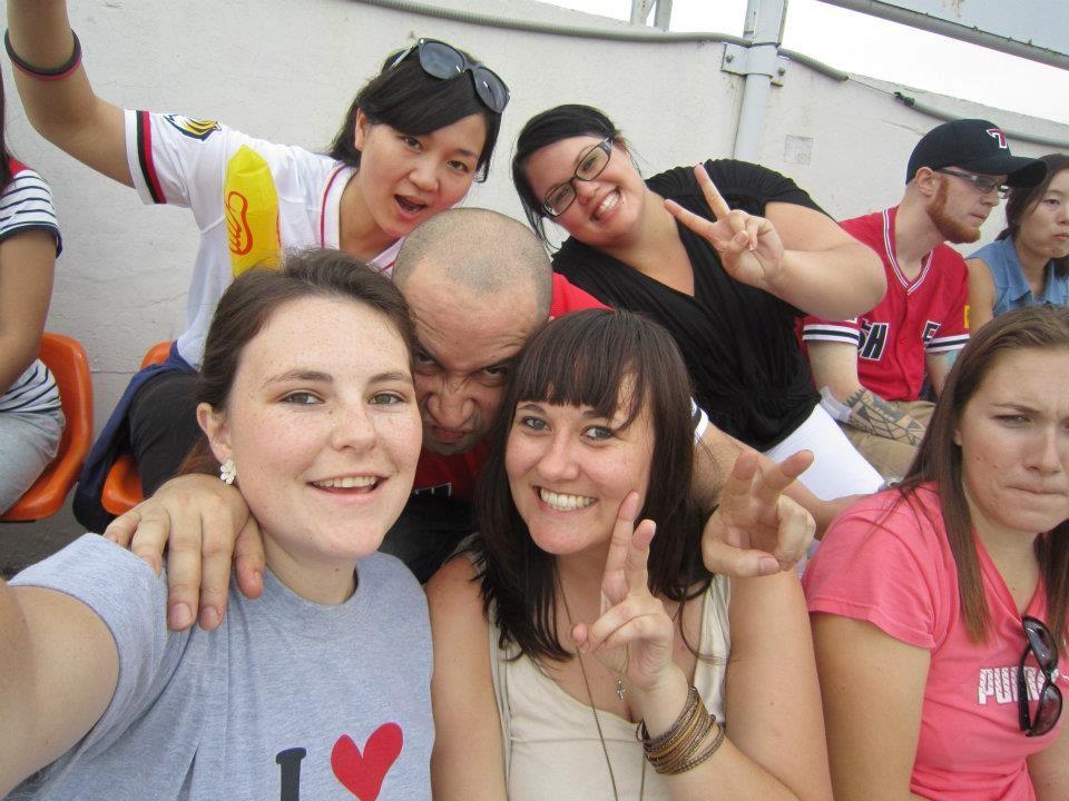 Group Pic - The Life of Joe - Teaching English in Korea