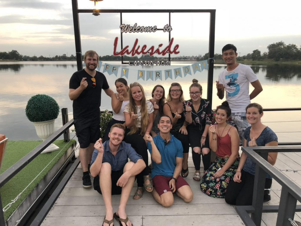 Lake trip 1024x767 - Colorado   ➡️ Chaiyaphum   - Brittany Speigelberg Interview