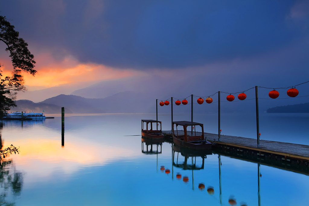 Sun Moon Lake 1024x682 - 8 Must-See Places while Teaching in Taiwan