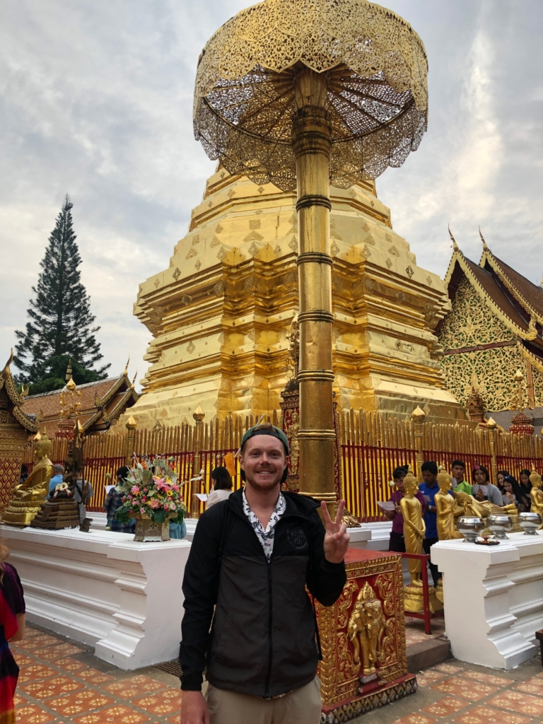 Temple 768x1024 - Sean Kitchen's Thailand Experience