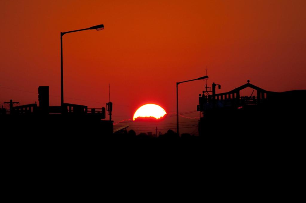 sunset 1024x680 - The Life of Joe - Teaching English in Korea