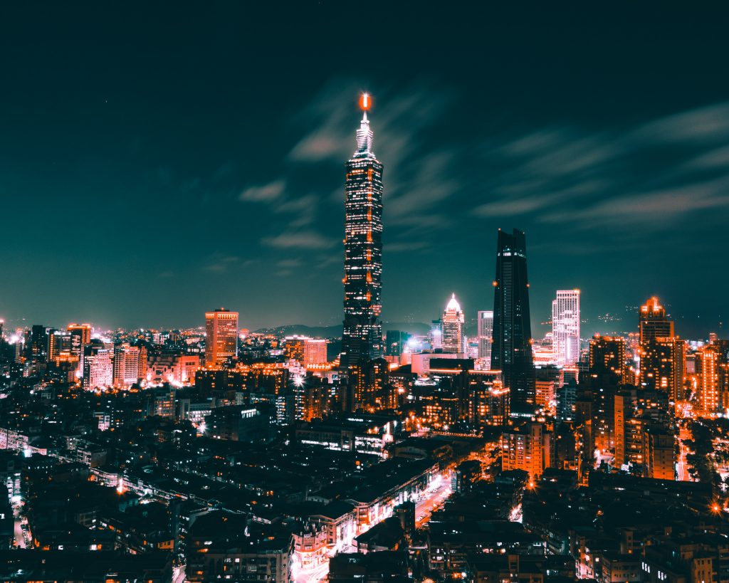taipei 1024x819 - 8 Must-See Places while Teaching in Taiwan