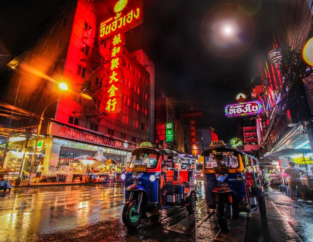 tuk tuk 1024x792 - Insider Tips on TEFL in Thailand