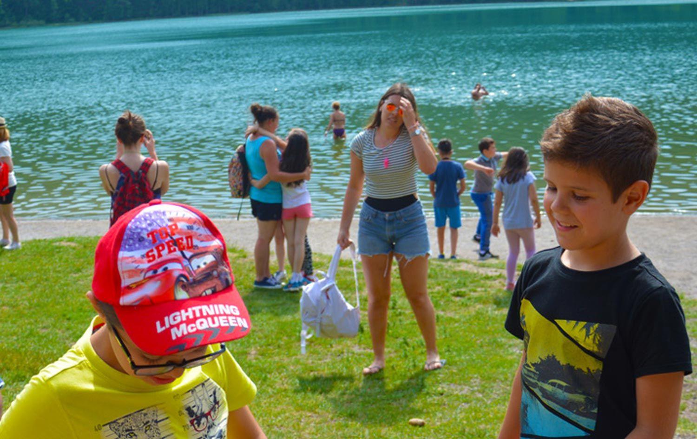 Romania Lake