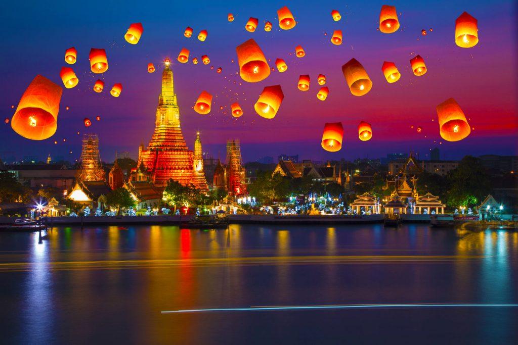 Chiang Mai Skyline