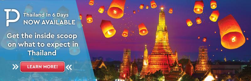 Thailand tour banner.