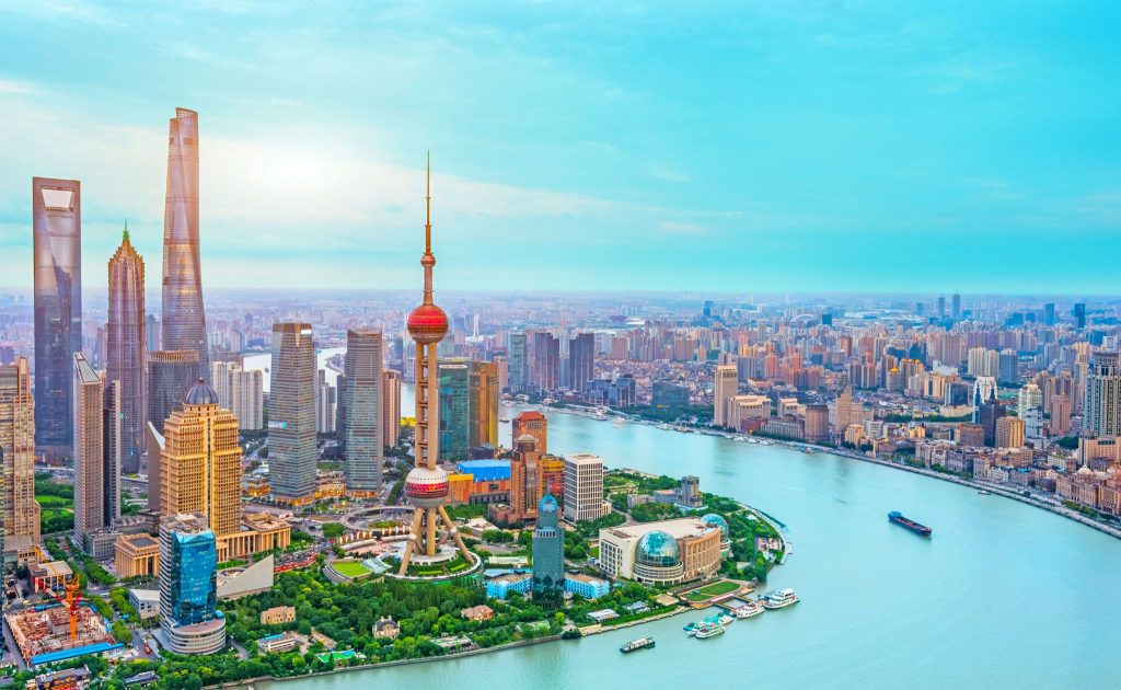 Shanghai china job compressor 1024x630 - How Much to Budget for Teaching English in China