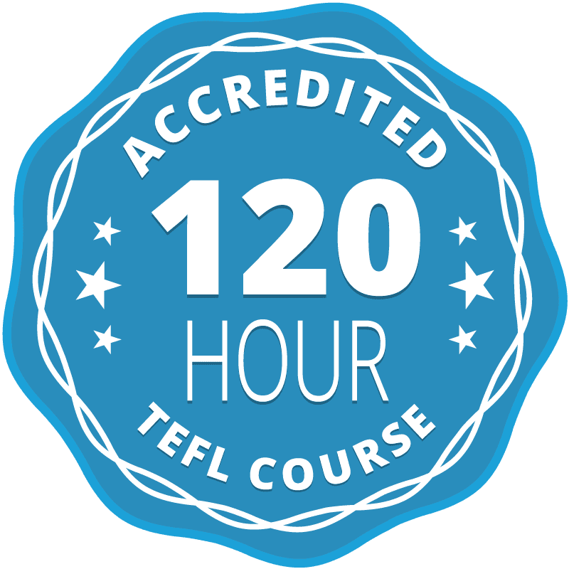 Accredited 120 hour Advanced TEFL Course