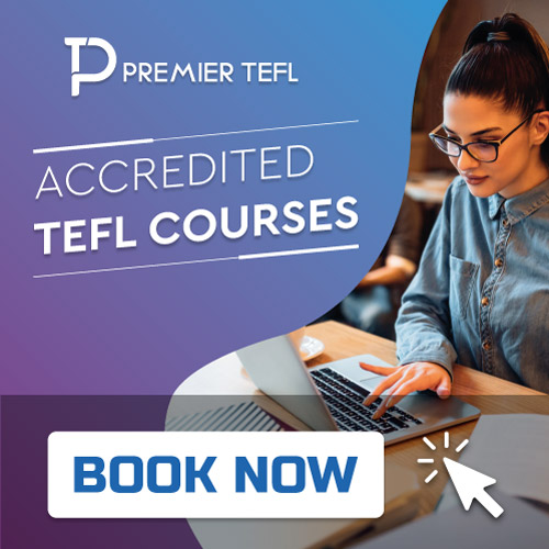Acccredited TEFL Courses with Premier TEFL