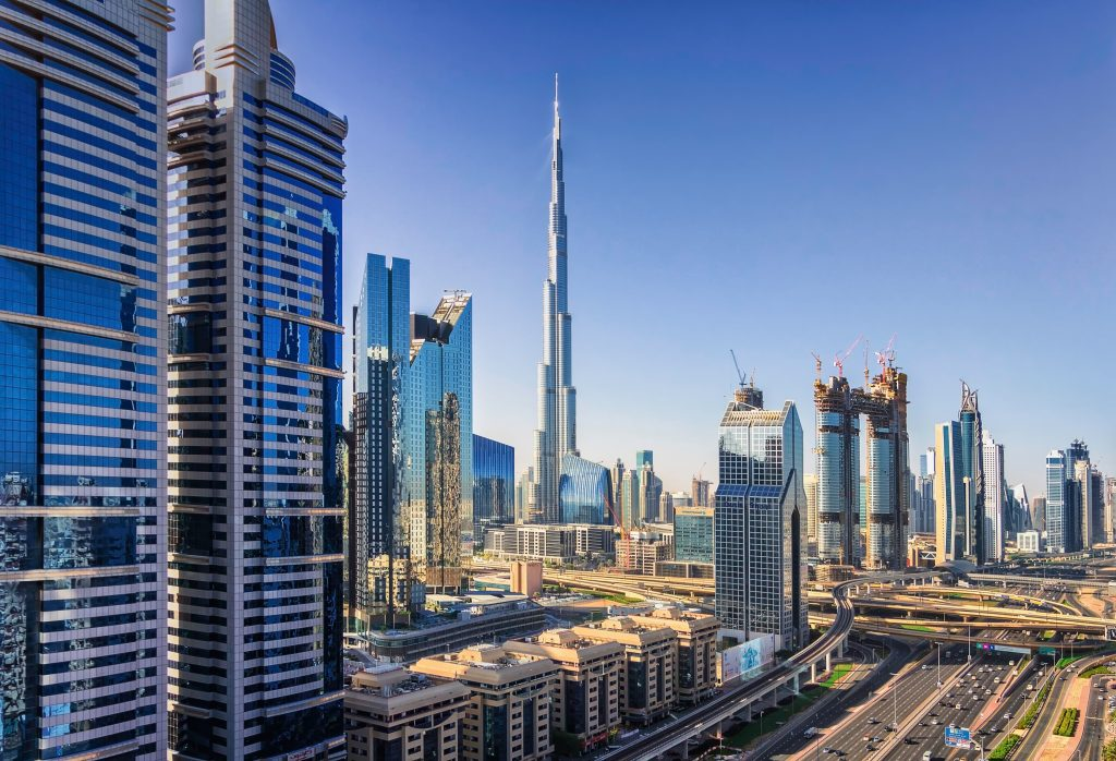 Dubai 1024x698 - Top 10 hot January destinations!
