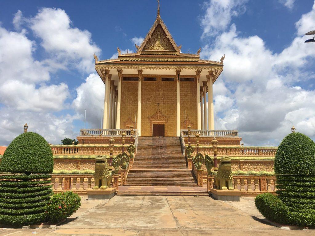 Temple in Cambodia 1024x768 - Meet Katherine Garcia - A Texan in Cambodia
