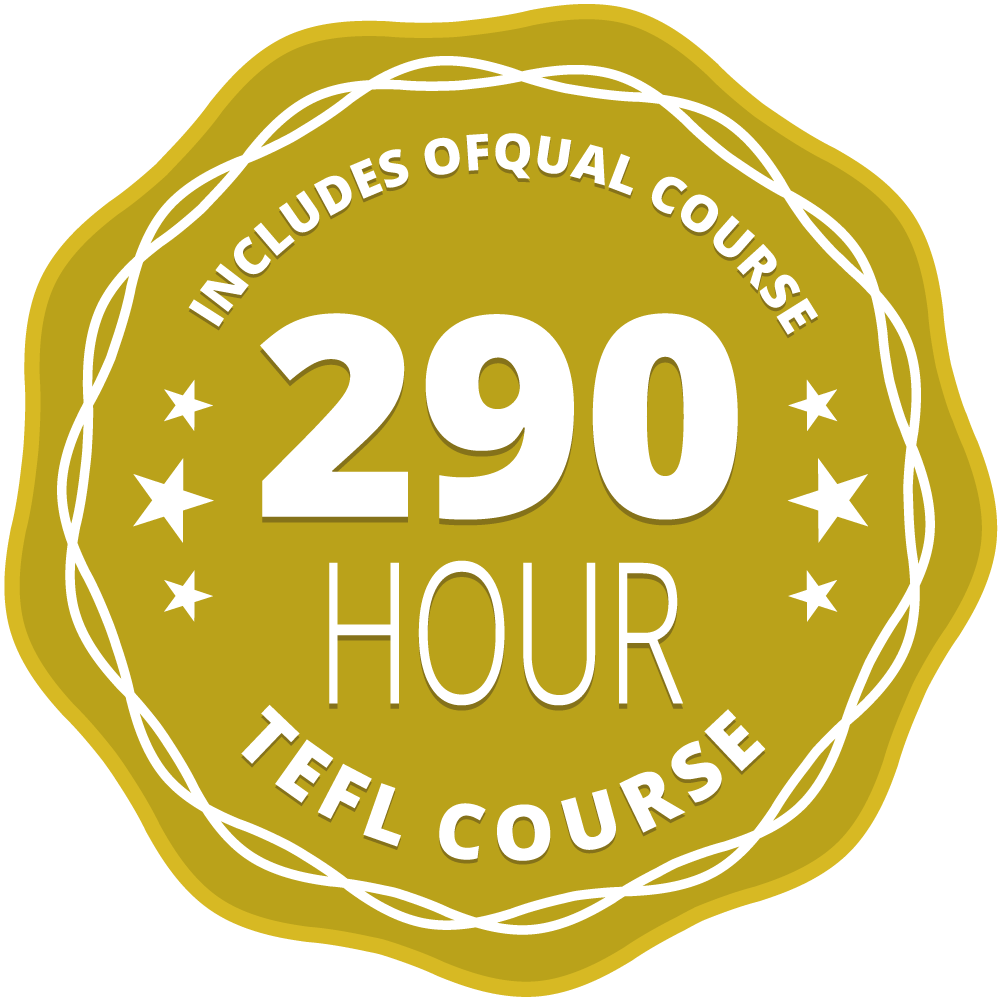Image for Level 5 Ofqual-regulated (English Government) teacher training course with specialized training in young learners plus business and exam English (IELTS & TOEIC). Two bonus ebooks, reference letter and free app included.