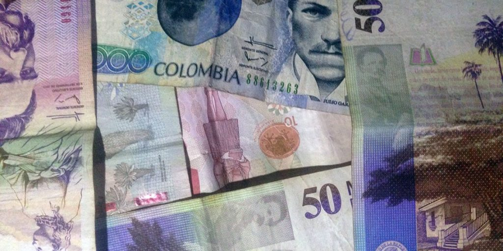 Colombian Dollars