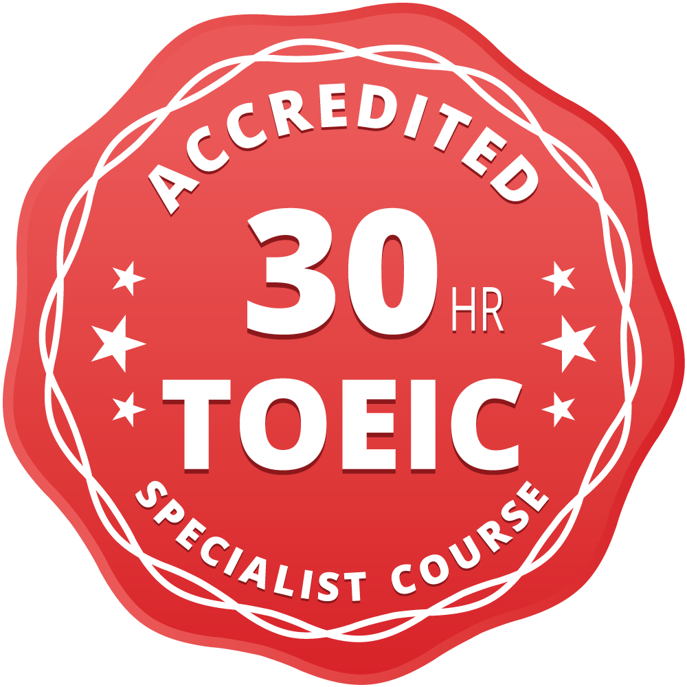 Image for Specialist TOEIC exam teacher training course. Two bonus ebooks and free app included.