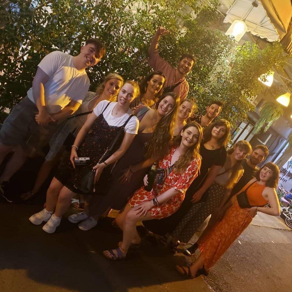 Group of TEFL teachers in Thailand 1024x1024 - Two Time TEFL Teacher! Meet Jessica Neal