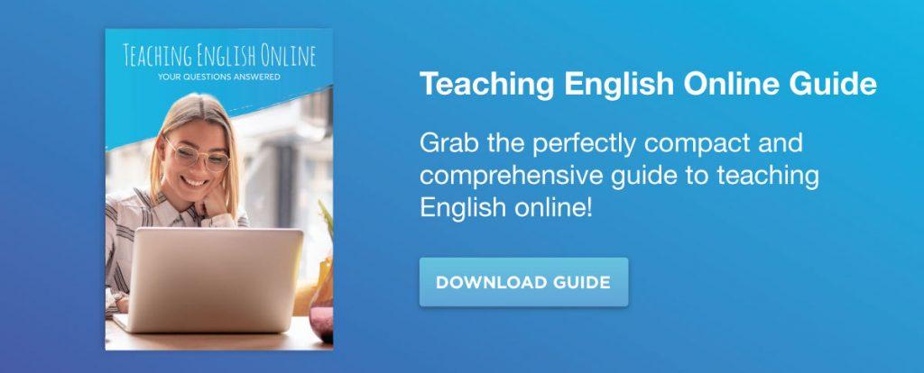 Teach online guide