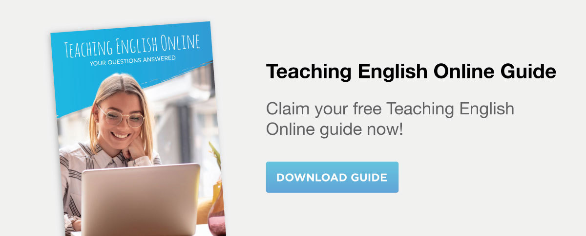 teo newsletter banner - Meet Jet-Setting Online English Teacher Laura