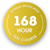 168 hour OFQUAL regulated TEFL course