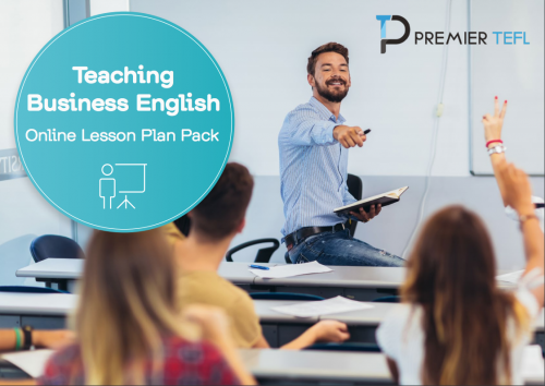 Business English online lesson pack