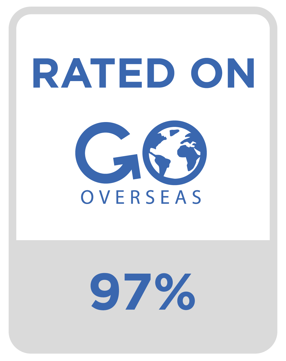 Go Overseas Badge