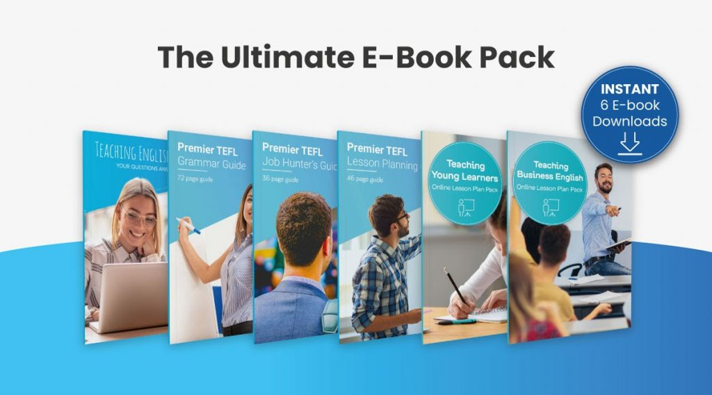 teaching ebook pack
