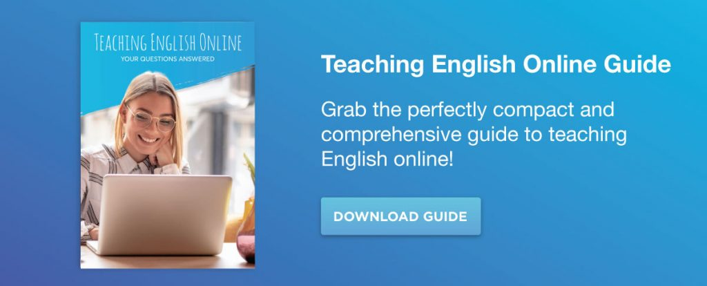 Teaching English Online Guide