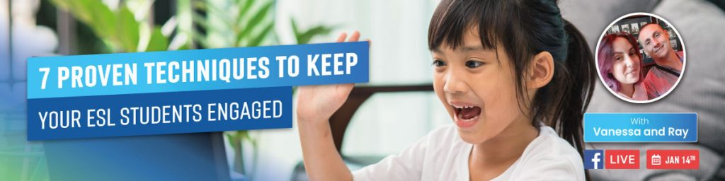 Keep Your ESL Students Engaged