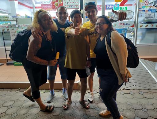 Teaching in Thailand internship